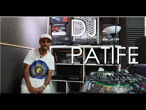 DJ Patife Full Interview - Drum And Bass HQ Legends #patife