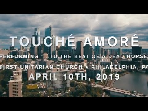 Touché Amoré - FULL SET '...To The Beat Of A Dead Horse' + more • Philly • 4.10.19 mp3