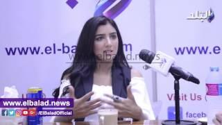 بالفيديو والصور .. مي عمر: سر نجاح محمد رمضان ' إنه واحد مننا '