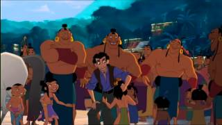 Dansk DreamWorks - The Road to El Dorado - Friends Never Say Goodbye (Danish)