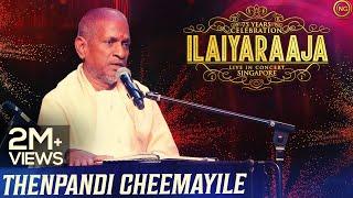 Thenpandi Cheemayile   Nayagan   Ilaiyaraaja Live In Concert Singapore