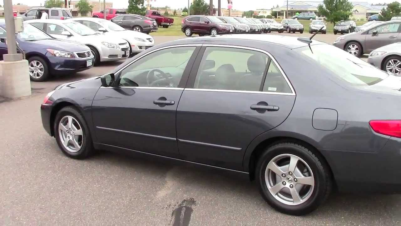 Great 2005 Honda Accord Hybrid AT **One Owner**