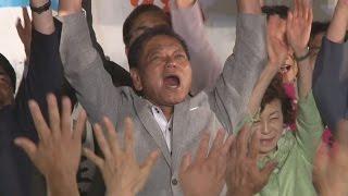 民進・芝博一氏が当選確実 第24回参院選