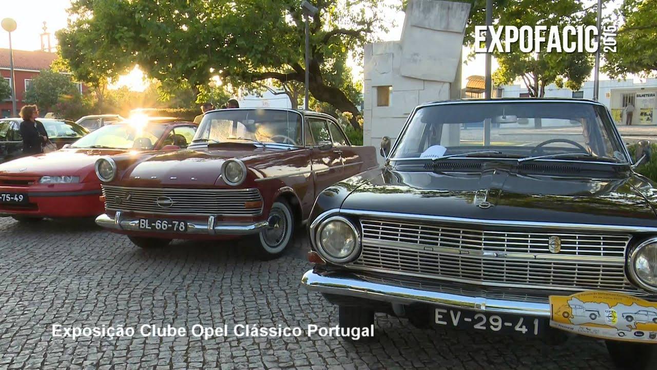 152fd9ec00c Exposição Clube Opel Clássico Portugal – Zona Centro – Expofacic ...
