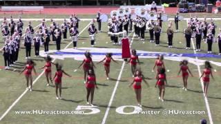 howard university showtime marching band 91110