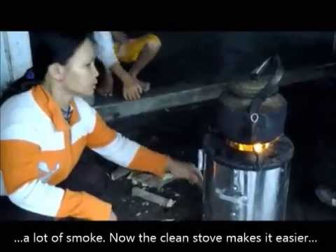 Benefits of a Vietnamese Clean Cookstove