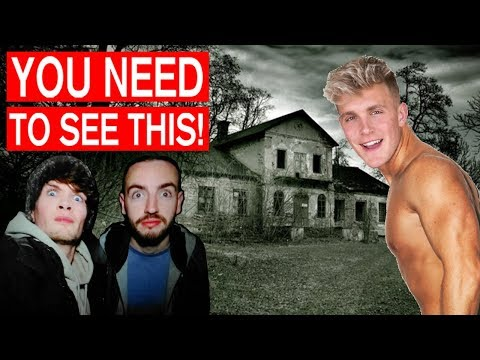 EXPLORING ABANDONED VILLAGE IN IRELAND (JAKE PAUL SEX TAPE FOUND)