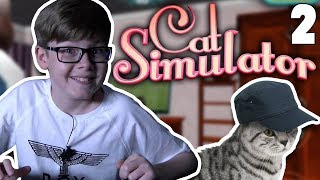 PLAYING OUTSIDE! Cat Simulator #2