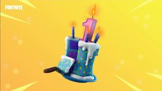 All 10 locations of the birthday cakes in Fortnite (Birthday Challenge)