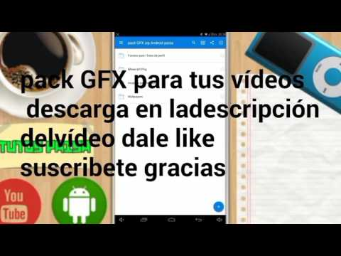Super Pack GFX PARA Android- Android Paisa