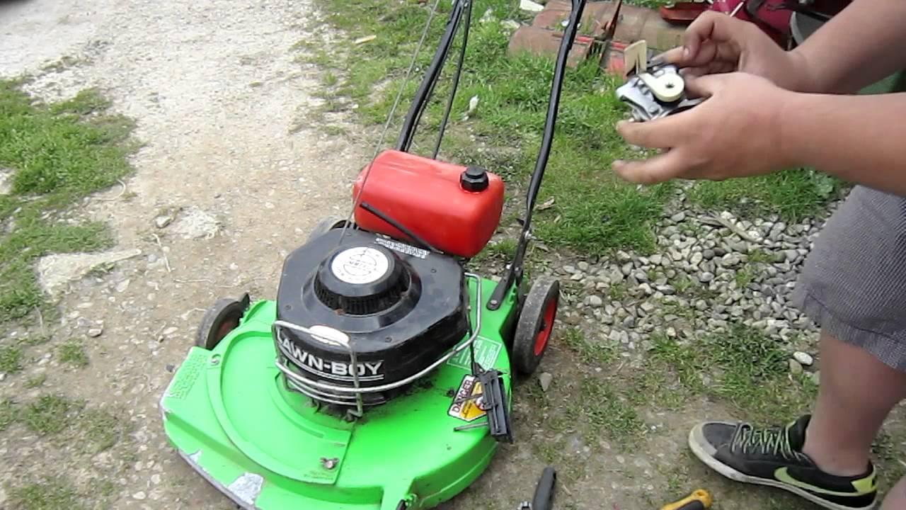 lawn boy fuel filter [ 1280 x 720 Pixel ]