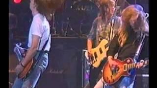 Thunder - Back Street Symphony (A night of 100 guitars, Wembley 1994).AVI