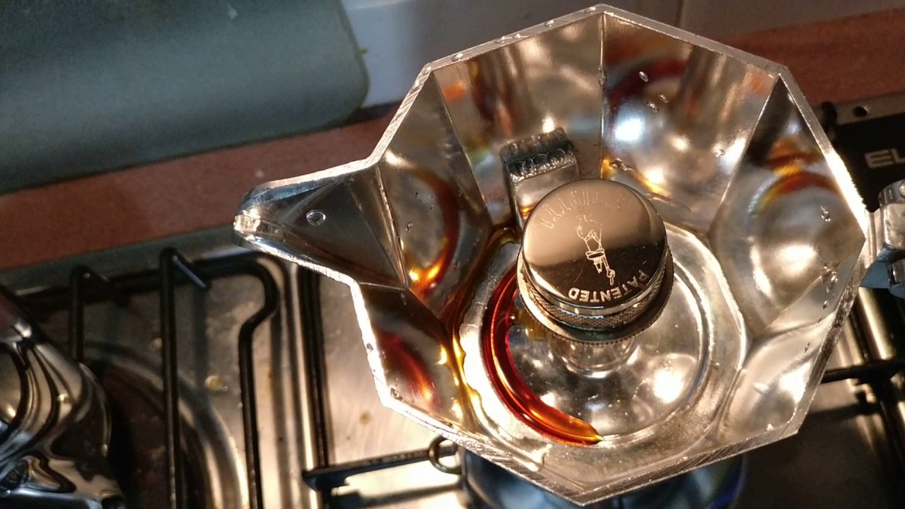 "My 4-cup Brikka Problem (Part 2) - ""No Crema Problem"" SOLVED!!"