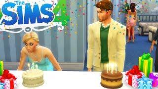 la festa di compleanno fred bobby 🧑🏻🐶 the sims 4 ita ep4