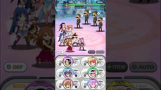 Video The God of Highschool (Version Japonaise) Gameplay Android #1 download MP3, 3GP, MP4, WEBM, AVI, FLV Maret 2018