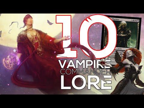 TOP 10 VAMPIRE