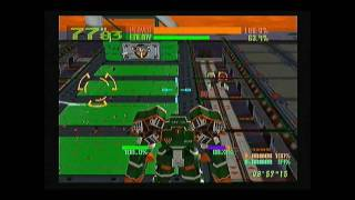 Virtual On Oratorio Tangram Sega Dreamcast Gameplay HD