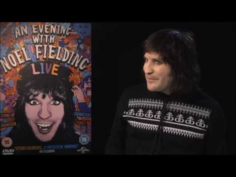 Noel Fielding talks about 'surreal' comedy
