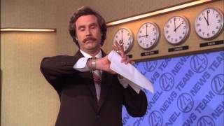 Anchorman -- Wake Up, Ron Burgundy: The Lost Movie - Clip