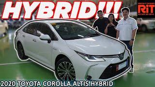 2020 Toyota Corolla Altis Hybrid : The Next Generation Car Philippines