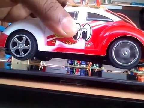 Wireless Power Transfer For Electric Vehicle Youtube