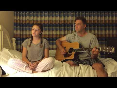 Ahmed Kharem and Maya Kharem singing hallelujah