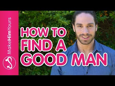 How To Find A Good Man And Avoid A Pickup Artist (A Clients Story)