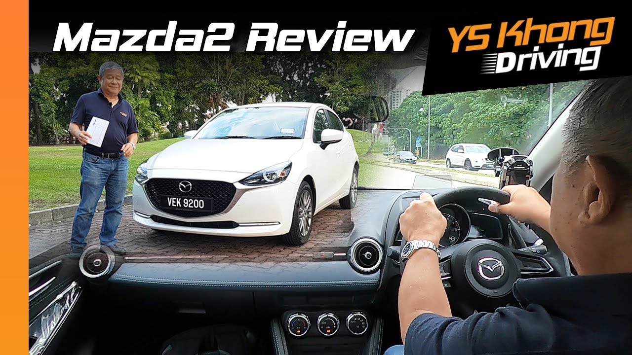 2020 Mazda 2 Facelift [Road Test Review]: Now with GVC Plus | YS Khong Driving
