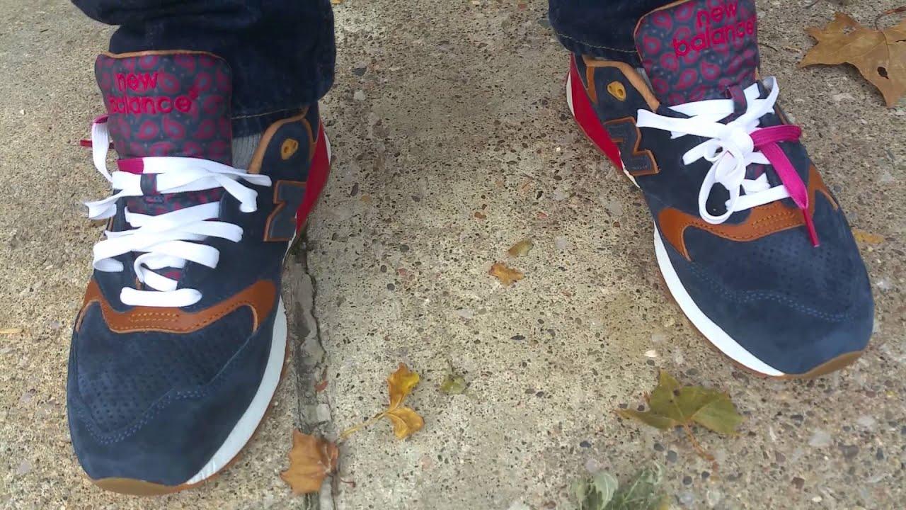 promo code 999fc 9fe3f New Balance 999 x Sneaker Politics Case On feet