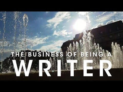 The Business of Being a Writer by Jane Friedman - Initial Thoughts (Writerly Wednesday)