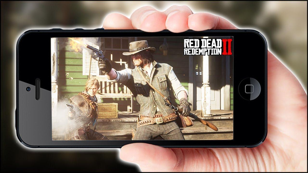 RED DEAD REDEMPTION 2 APP - Companion App, Embargo, Mini Trailer und  Credits deutsch
