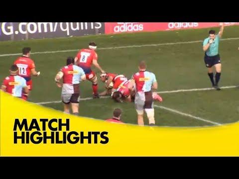 Harlequins v Worcester Warriors - Anglo Welsh Cup 2017-18
