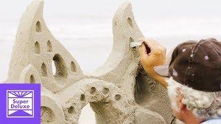 Sand Castle Art | Stoned Mode