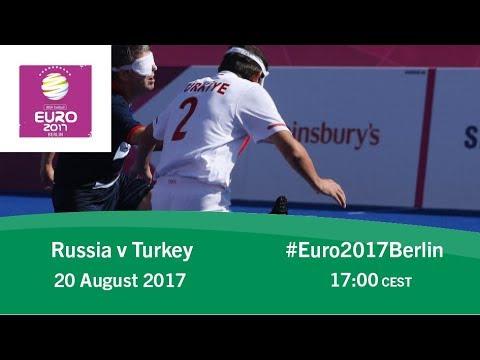 Russia vs Turkey | IBSA Blind Football European Championships