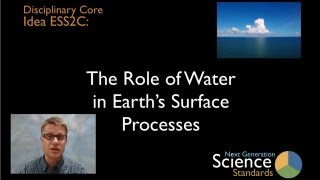 ESS2C - The Role of Water in Earth