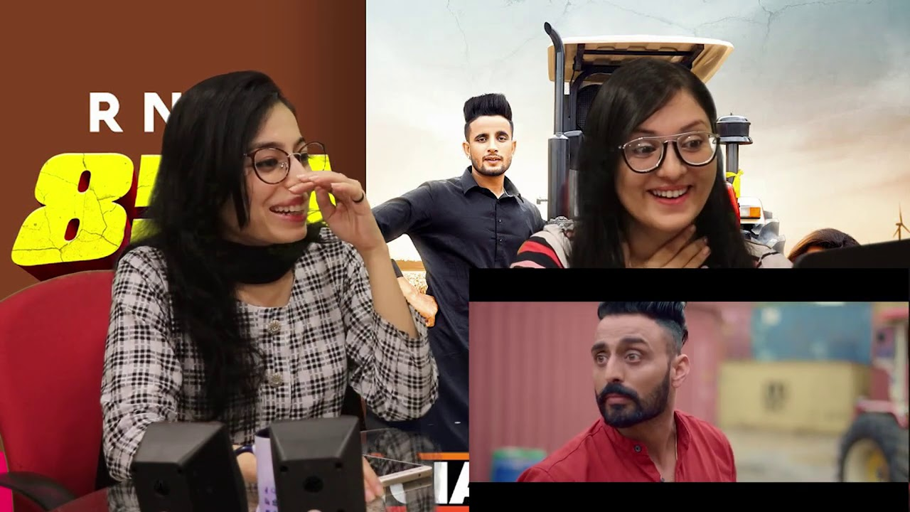 R Nait | 855 Official Video | Afsana Khan | The Kidd | Latest Punjabi Songs 2020 | Pakistan Reaction