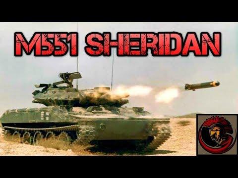 "M551 ""Sheridan"" AR/AAV | DESIGN DISASTER!"