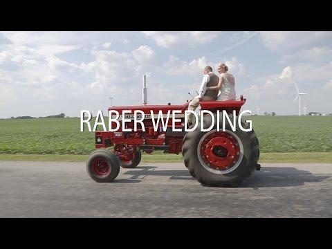 RABER WEDDING