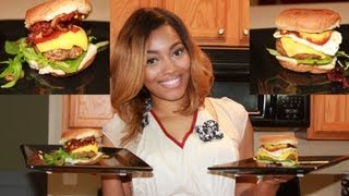 Cooking With The Fabs | Yummy Specialty Burgers You Will Love!!!