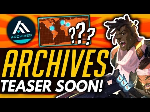 Overwatch   Archives Teaser SOON (+ Speculation) & OWL at HOME ARENAS thumbnail