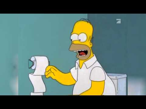 Homer Toilet Song