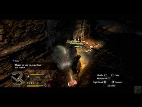 Shrine Of Futile Truths Dragons Dogma Dark Arisen Bitter Black Isle (HD)First Run Xbox360