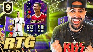 OMG I Got OTW Cristiano Ronaldo!! FIFA 22 Ultimate Team