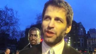 Zack Snyder - Sucker Punch Premiere : Talking About Superman