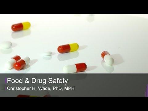 Food & Drug Safety