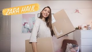 HUGE ZARA SALE HAUL 2019 | TERAL ATILAN
