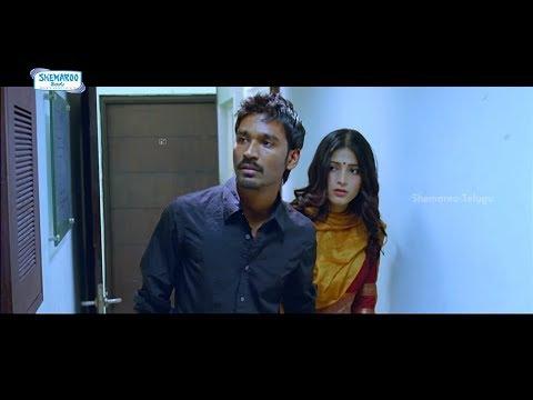 Shruti Haasan Starts Married Life with Dhanush  3 Telugu Movie Scenes  Sivakarthikeyan  Anirudh