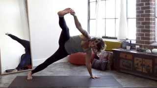Yoga Tips: How To Do Vasisthasana or Side Plank Variation