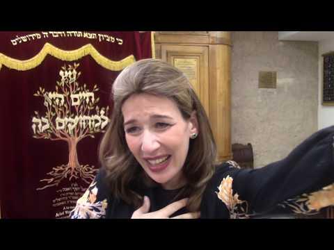 """MARIACHA Drai: """"Toutes les ROUTH mènent à JERUSALEM """" partie 1"""