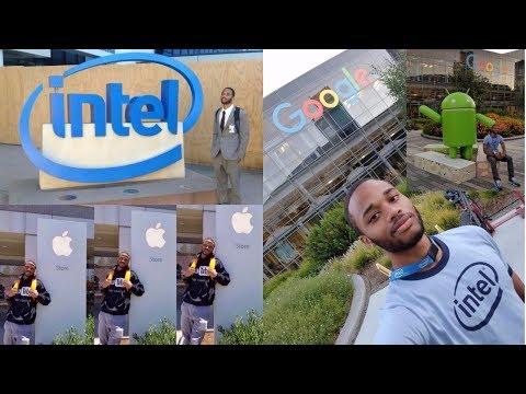 Working For Intel! Google Apple YouTube Facebook Silicon Valley Tips And More